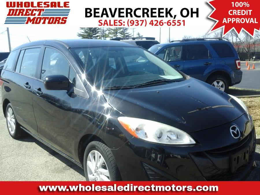 Used 2012 Mazda Mazda5 in Beavercreek, Ohio | Wholesale Direct Motors. Beavercreek, Ohio