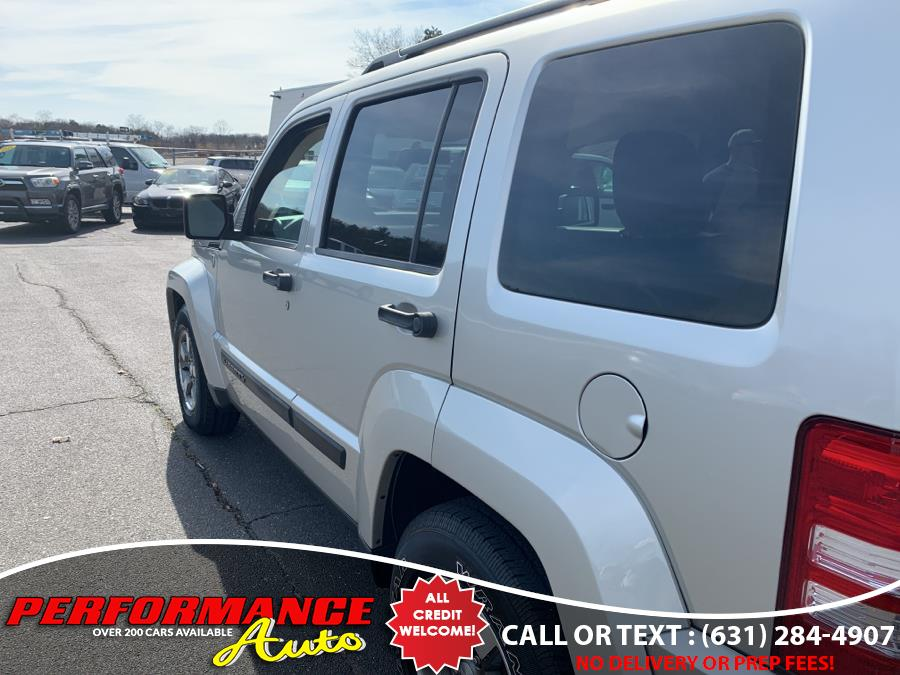 2008 Jeep Liberty 4WD 4dr Sport, available for sale in Bohemia, New York | Performance Auto Inc. Bohemia, New York