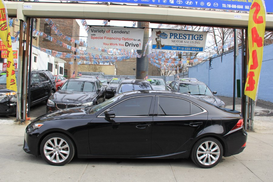 2014 Lexus IS 250 4dr Sport Sdn Auto AWD, available for sale in Brooklyn, New York | Prestige Motor Sales Inc. Brooklyn, New York