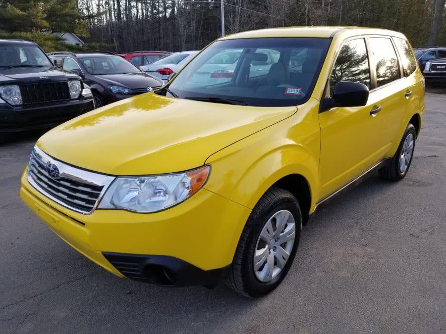 Used 2010 Subaru Forester in Auburn, New Hampshire | ODA Auto Precision LLC. Auburn, New Hampshire