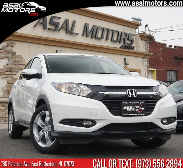 Used 2016 Honda HR-V in East Rutherford, New Jersey | Asal Motors. East Rutherford, New Jersey