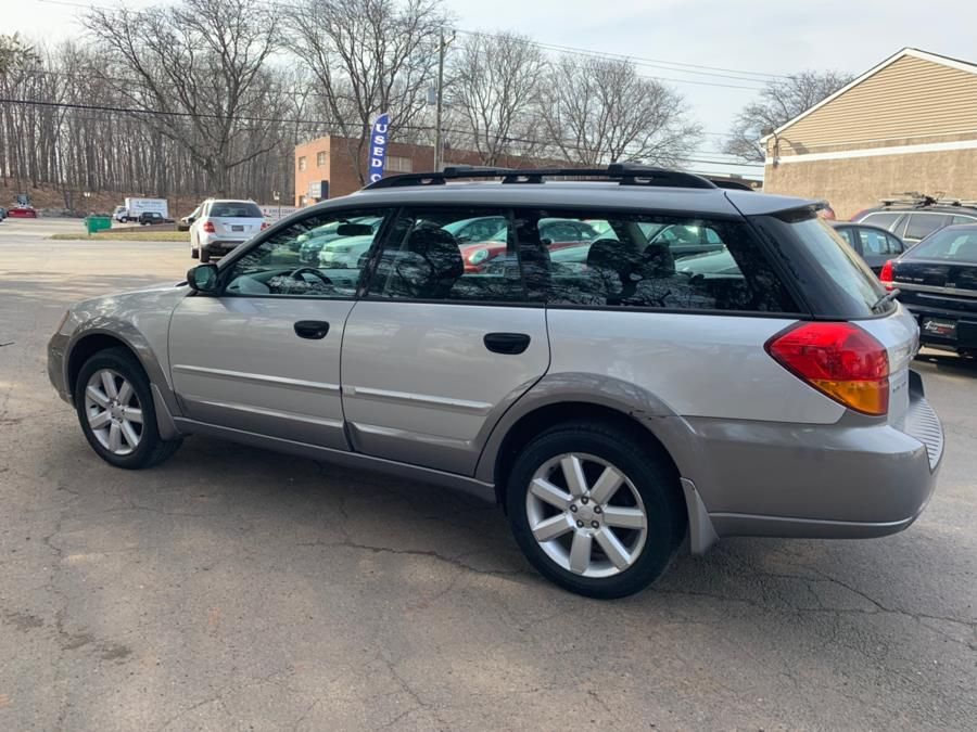 2006 Subaru Legacy Wagon Outback 2.5i Manual PZEV, available for sale in Cheshire, Connecticut | Automotive Edge. Cheshire, Connecticut