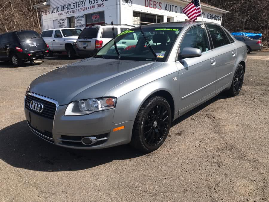 Used 2007 Audi A4 in Meriden, Connecticut | Debs Auto Upholstery. Meriden, Connecticut