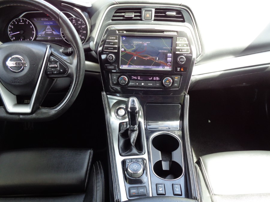 2017 Nissan Maxima SL Navigation Camera Bluetooth Panoramic BSM XM Bose, available for sale in Jamaica, New York | Top Speed Motors LLC. Jamaica, New York