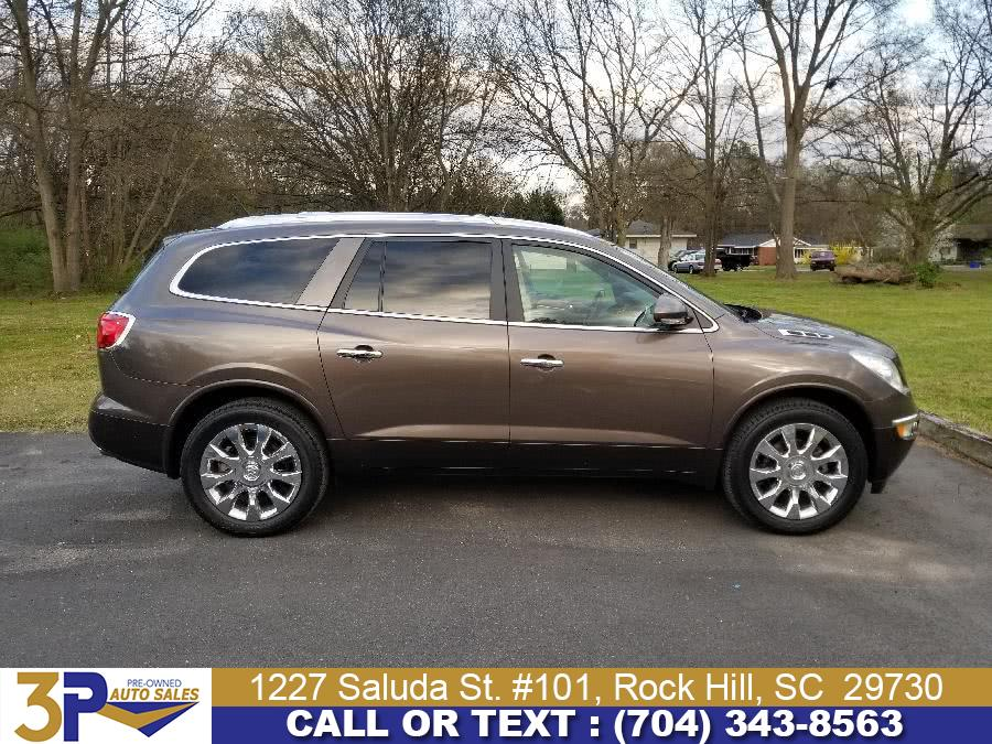 2012 Buick Enclave FWD 4dr Premium, available for sale in Rock Hill, South Carolina | 3 Points Auto Sales. Rock Hill, South Carolina