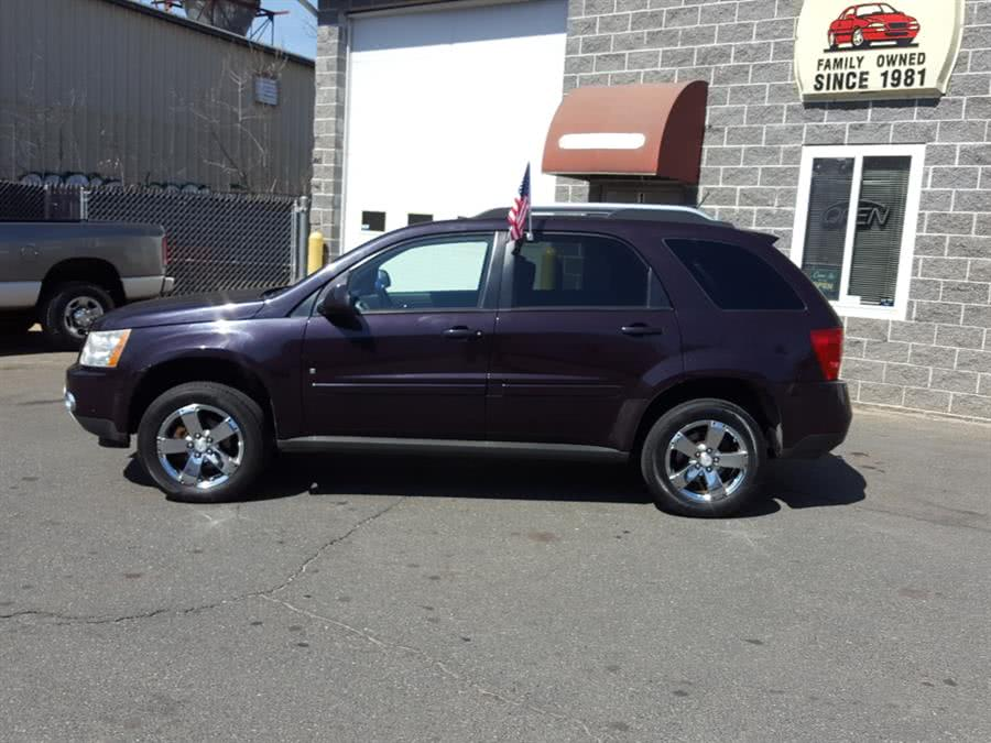 2007 Pontiac Torrent AWD 4dr, available for sale in Springfield, Massachusetts | The Car Company. Springfield, Massachusetts