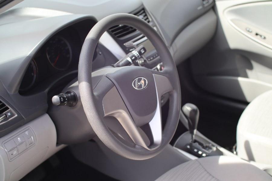 2017 Hyundai Accent SE Sedan Auto, available for sale in Jamaica, New York | Hillside Auto Mall Inc.. Jamaica, New York