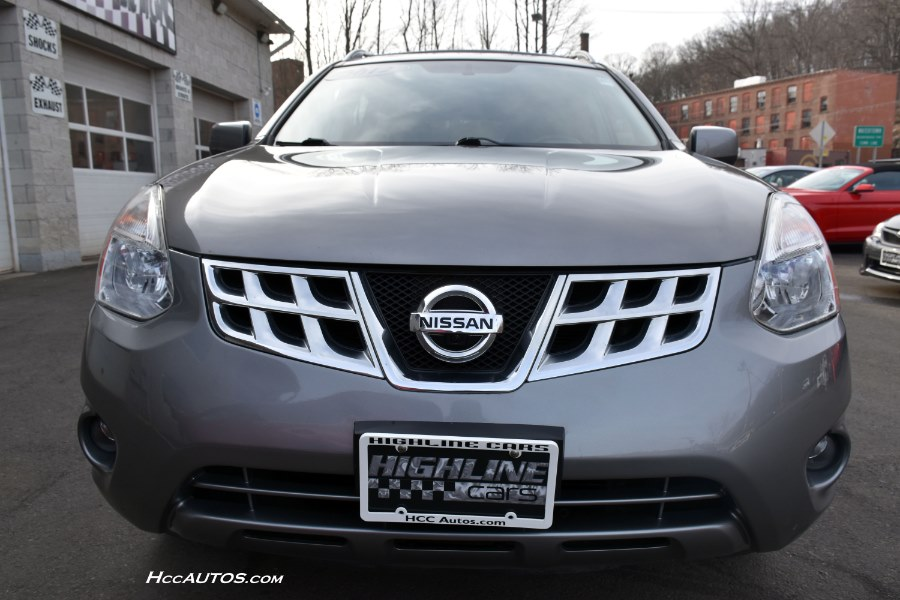 2012 Nissan Rogue AWD 4dr SL, available for sale in Waterbury, Connecticut | Highline Car Connection. Waterbury, Connecticut