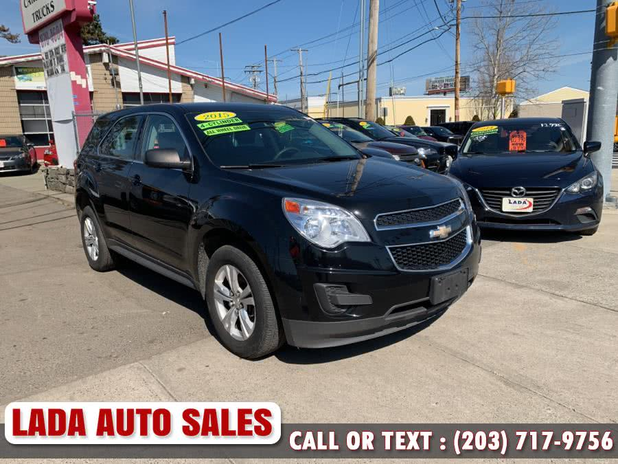 Used 2015 Chevrolet Equinox in Bridgeport, Connecticut | Lada Auto Sales. Bridgeport, Connecticut