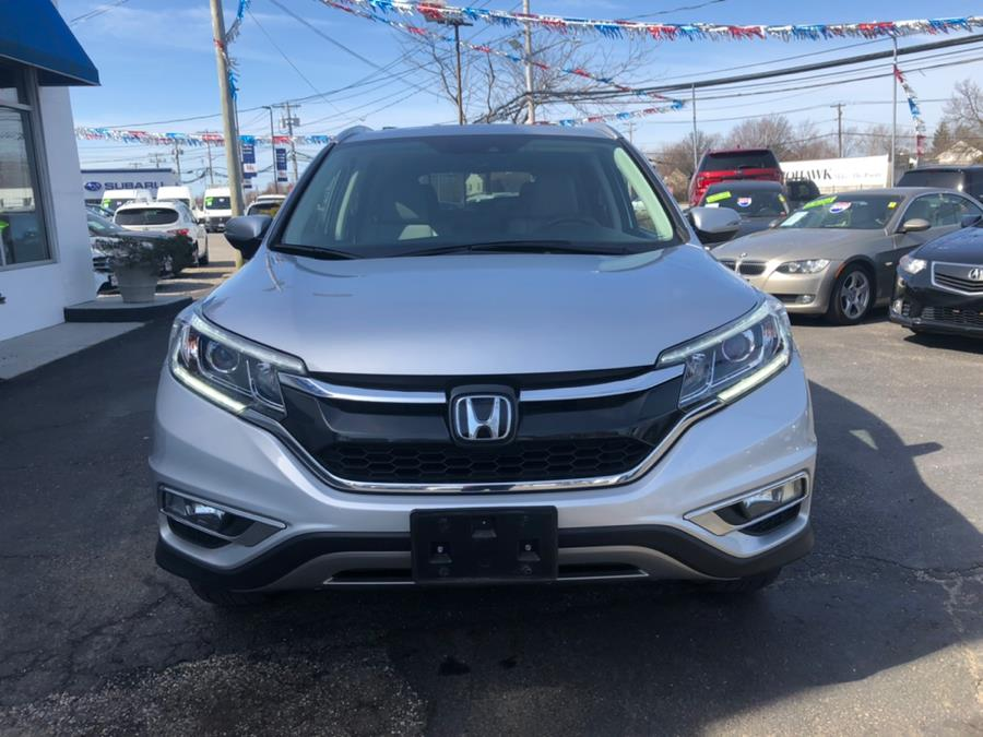 2016 Honda CR-V AWD 5dr Touring, available for sale in Lindenhurst, New York | Rite Cars, Inc. Lindenhurst, New York