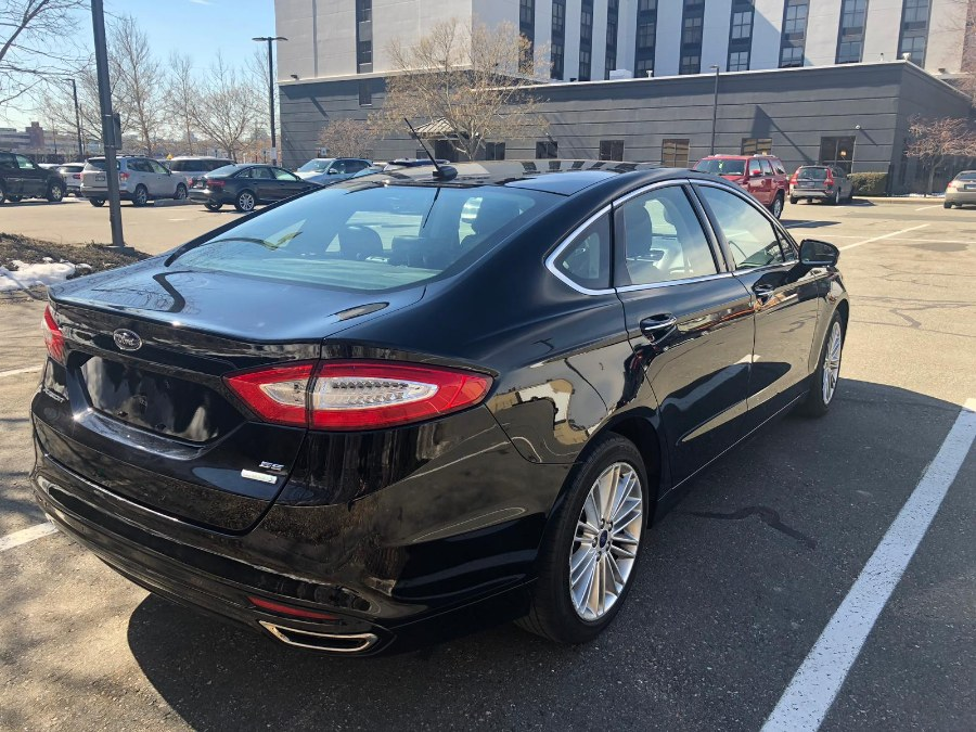 Used Ford Fusion 4dr Sdn SE FWD 2016   New Star Motors. Chelsea, Massachusetts
