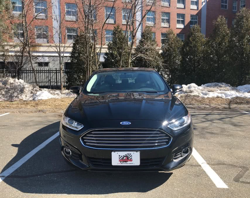 Used 2016 Ford Fusion in Chelsea, Massachusetts | New Star Motors. Chelsea, Massachusetts