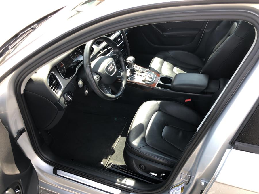 2014 Audi A4 4dr Sdn Auto quattro 2.0T Premium, available for sale in Franklin Square, New York | Signature Auto Sales. Franklin Square, New York