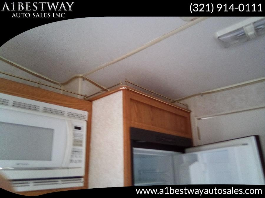 2003 FLEETWOOD WILDERNESS 24H, available for sale in Melbourne , Florida | A1 Bestway Auto Sales Inc.. Melbourne , Florida