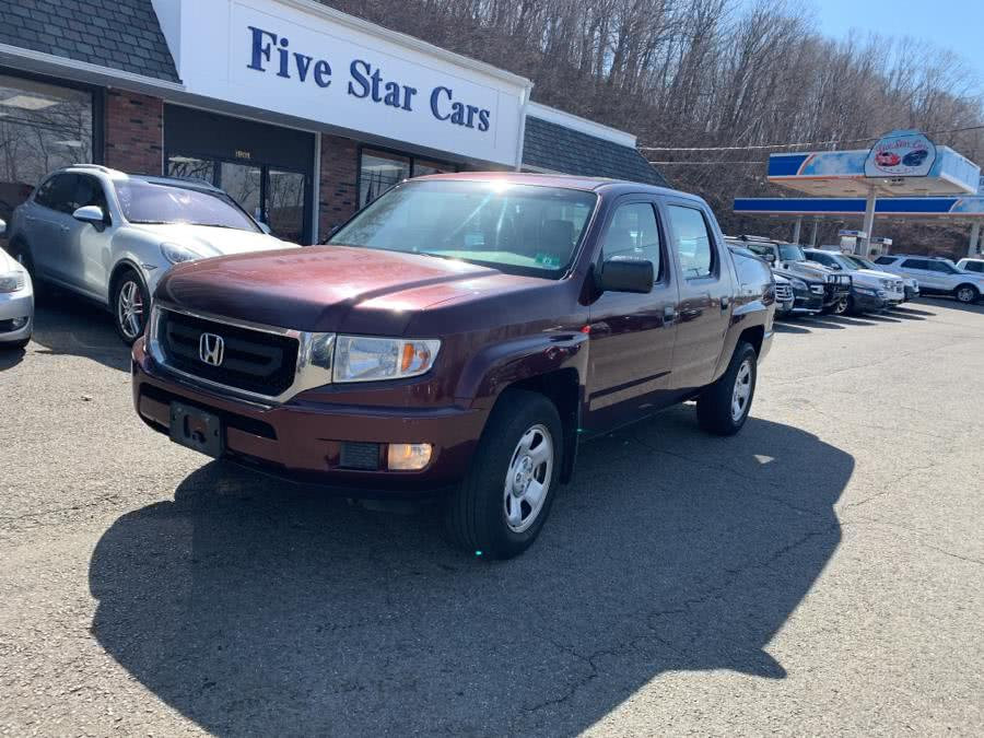 Used 2010 Honda Ridgeline in Meriden, Connecticut | Five Star Cars LLC. Meriden, Connecticut