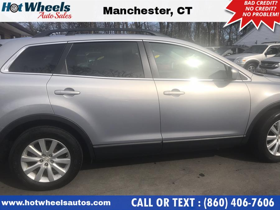 2007 Mazda CX-9 AWD 4dr Sport, available for sale in Manchester, Connecticut | Hot Wheels Auto Sales LLC. Manchester, Connecticut