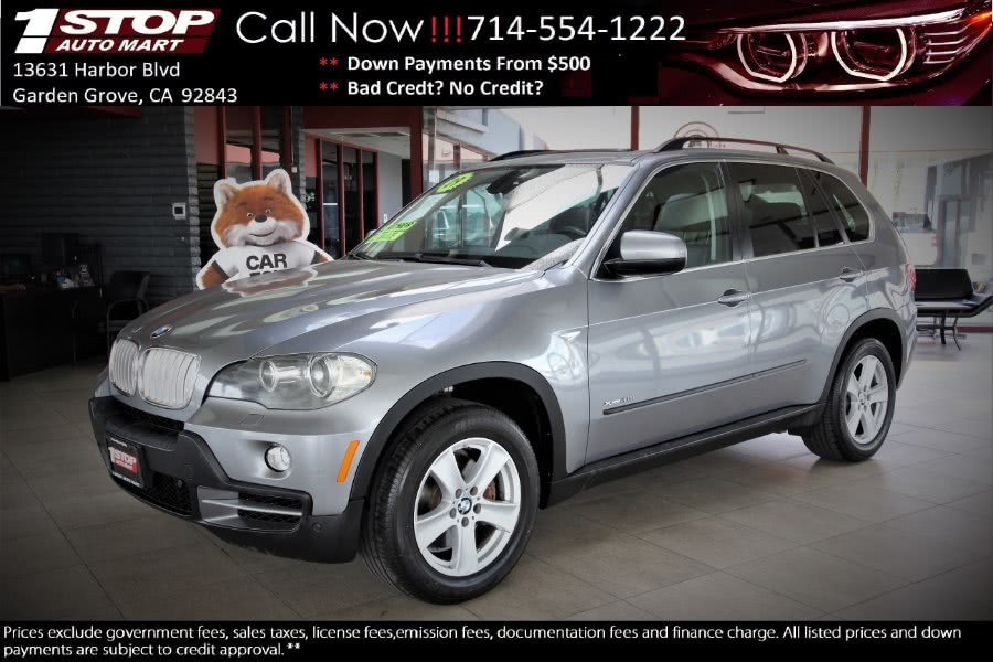 Used 2009 BMW X5 in Garden Grove, California | 1 Stop Auto Mart Inc.. Garden Grove, California