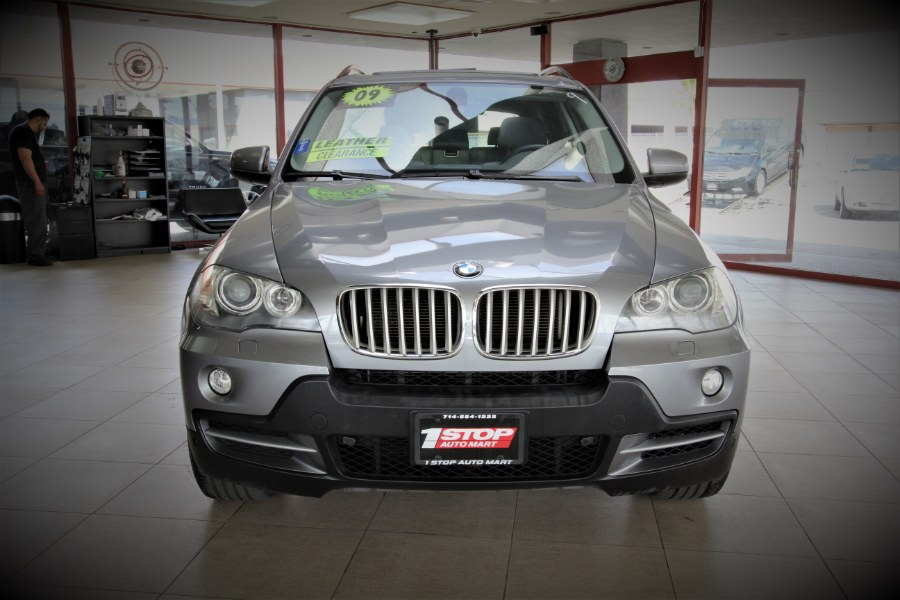 Used BMW X5 AWD 4dr 48i 2009 | 1 Stop Auto Mart Inc.. Garden Grove, California