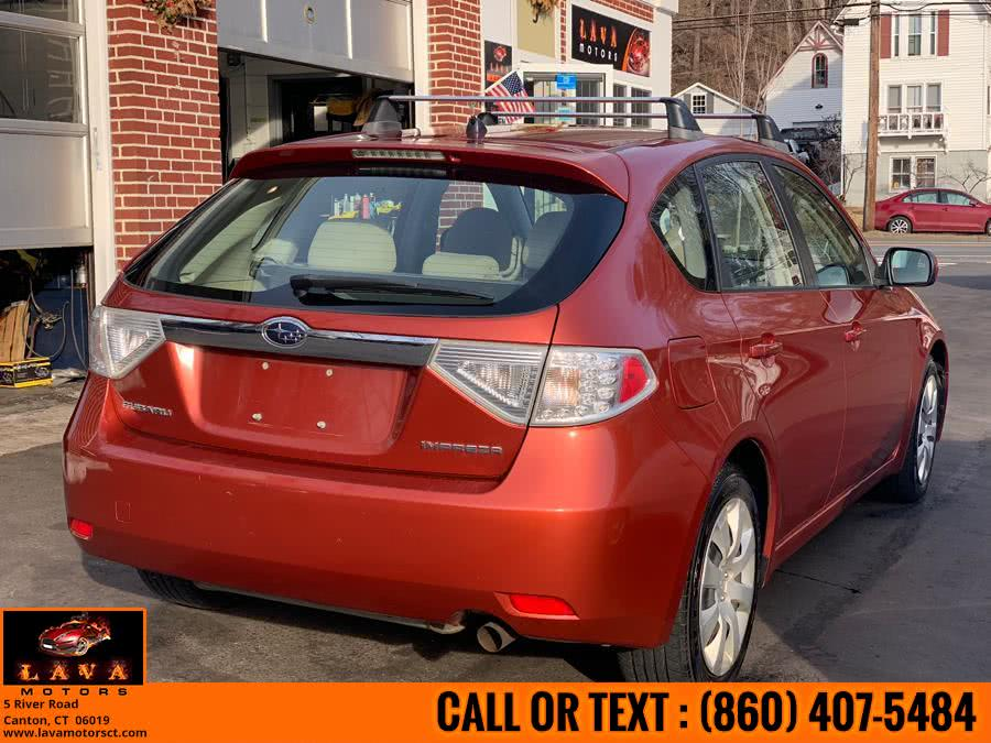 Used 2009 Subaru Impreza Wagon in Canton, Connecticut | Lava Motors. Canton, Connecticut