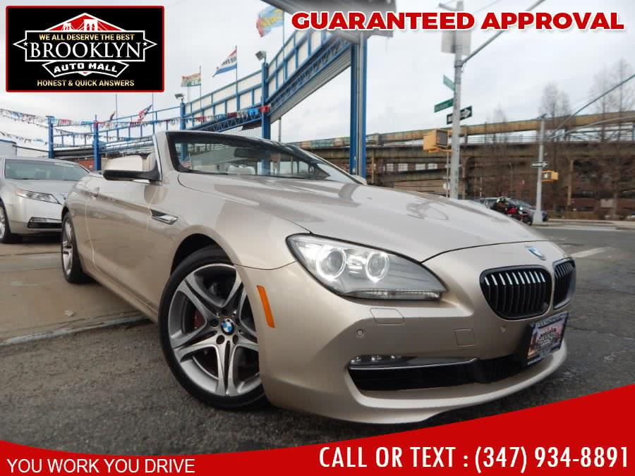 Used BMW 6 Series 2dr Conv 650i 2012 | Brooklyn Auto Mall LLC. Brooklyn, New York