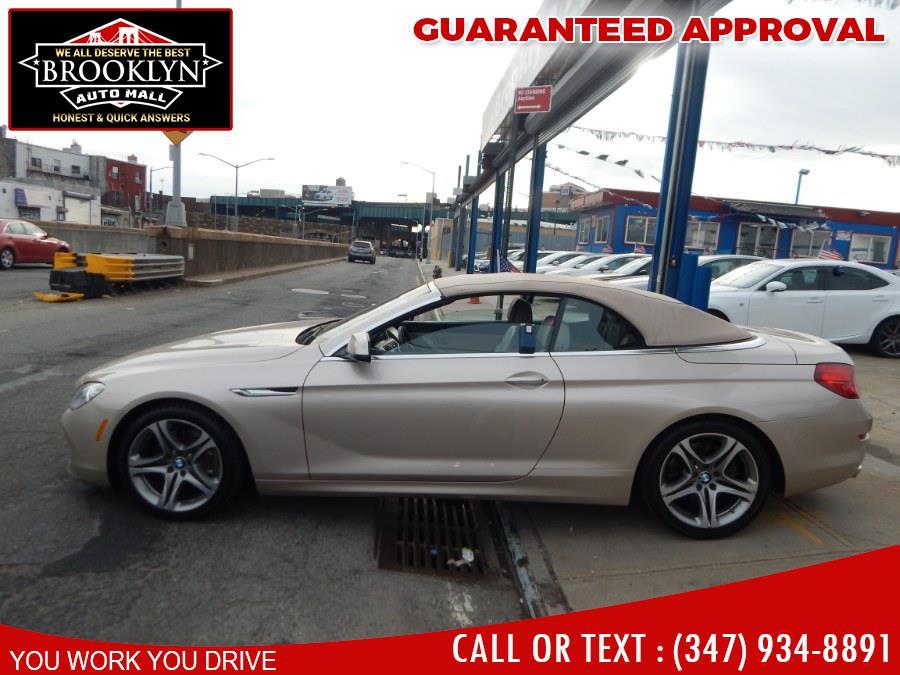 Used BMW 6 Series 2dr Conv 650i 2012 | Brooklyn Auto Mall LLC. Brooklyn, New York