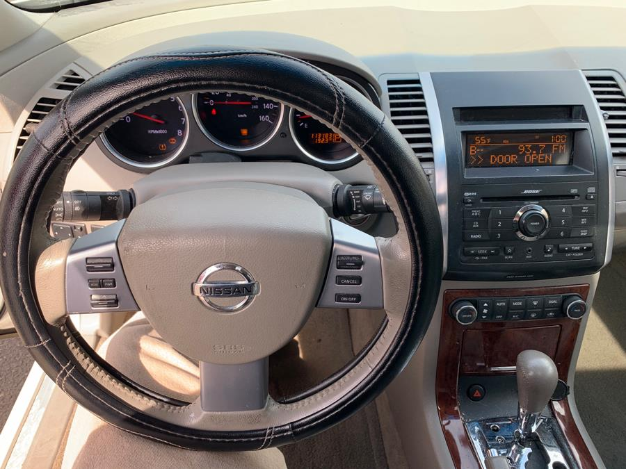 2008 Nissan Maxima 4dr Sdn CVT 3.5 SE, available for sale in Meriden, Connecticut | Debs Auto Upholstery. Meriden, Connecticut
