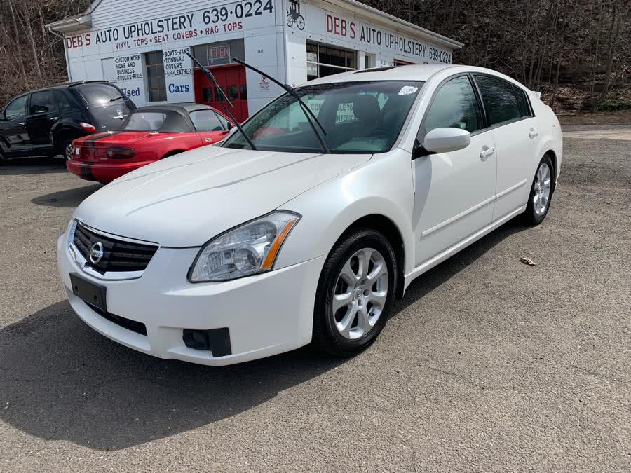 Used 2008 Nissan Maxima in Meriden, Connecticut | Debs Auto Upholstery. Meriden, Connecticut