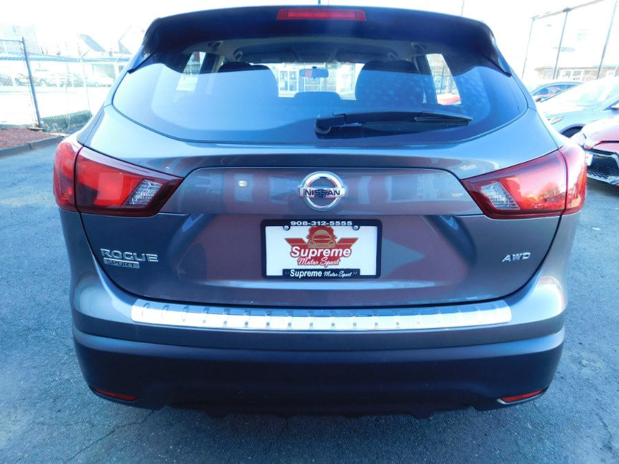 2018 Nissan Rogue Sport 2018.5 AWD S, available for sale in Elizabeth, New Jersey | Supreme Motor Sport. Elizabeth, New Jersey