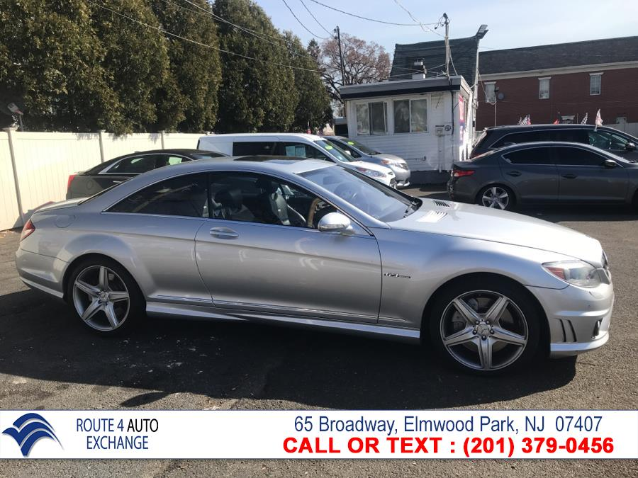 2009 Mercedes-Benz CL-Class 2dr Cpe 6.3L V8 AMG RWD, available for sale in Elmwood Park, New Jersey   Route 4 Auto Exchange. Elmwood Park, New Jersey