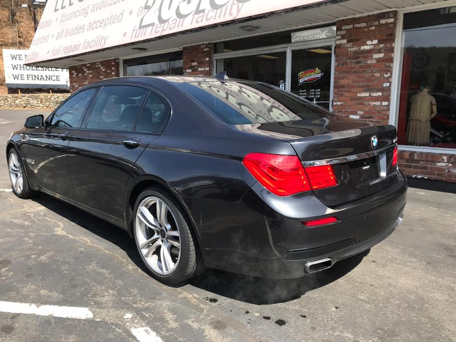 2011 BMW 7 Series LI, available for sale in Naugatuck, Connecticut | Riverside Motorcars, LLC. Naugatuck, Connecticut