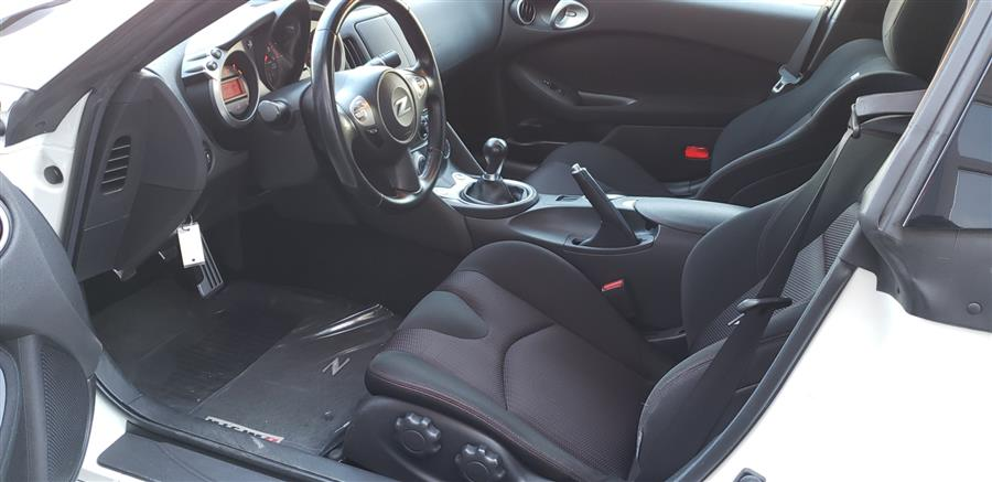 2012 Nissan 370Z 2dr NISMO 6 Speed, available for sale in Waterbury, Connecticut | National Auto Brokers, Inc.. Waterbury, Connecticut