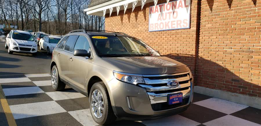 Used 2013 Ford Edge in Waterbury, Connecticut | National Auto Brokers, Inc.. Waterbury, Connecticut
