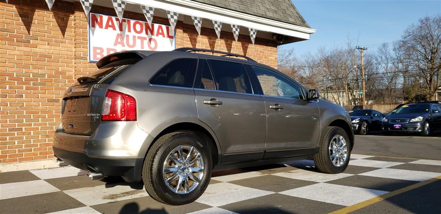 2013 Ford Edge 4dr Limited AWD, available for sale in Waterbury, Connecticut | National Auto Brokers, Inc.. Waterbury, Connecticut