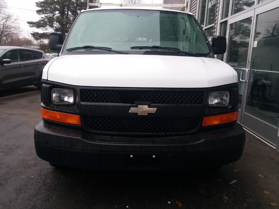 "Used Chevrolet Express Cargo Van w/Ladder Rack RWD 1500 135"" 2012 