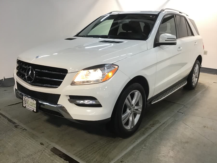 Used 2015 Mercedes-Benz M-Class in Hillside, New Jersey | M Sport Motor Car. Hillside, New Jersey
