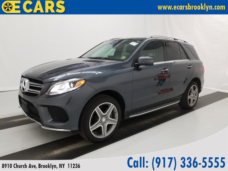 2016 Mercedes-benz Gle 4MATIC 4dr GLE 350, available for sale in Brooklyn, New York   E Cars . Brooklyn, New York