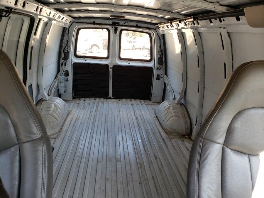 "Used Chevrolet Express Cargo Van RWD 1500 135"" 2009   ODA Auto Precision LLC. Auburn, New Hampshire"