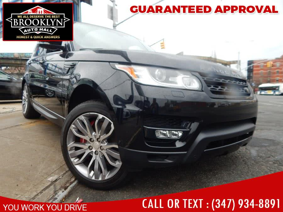 Used Land Rover Range Rover Sport 4WD 4dr Supercharged 2014 | Brooklyn Auto Mall LLC. Brooklyn, New York