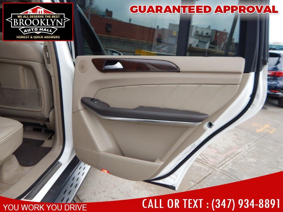 Used Mercedes-Benz GL-Class 4MATIC 4dr GL550 2014   Brooklyn Auto Mall LLC. Brooklyn, New York