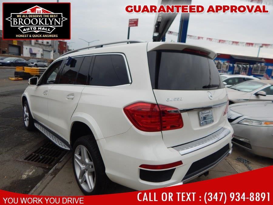 Used Mercedes-Benz GL-Class 4MATIC 4dr GL550 2014 | Brooklyn Auto Mall LLC. Brooklyn, New York