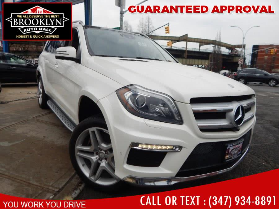 Used 2014 Mercedes-Benz GL-Class in Brooklyn, New York | Brooklyn Auto Mall LLC. Brooklyn, New York