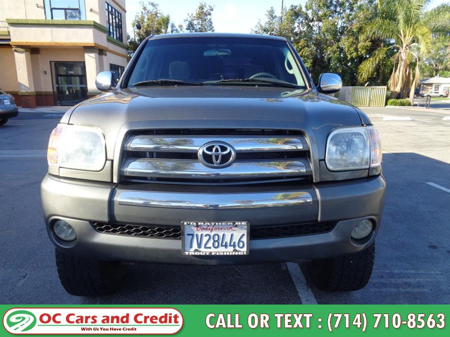 2005 Toyota Tundra DOUBLE CAB SR5, available for sale in Garden Grove, California | OC Cars and Credit. Garden Grove, California