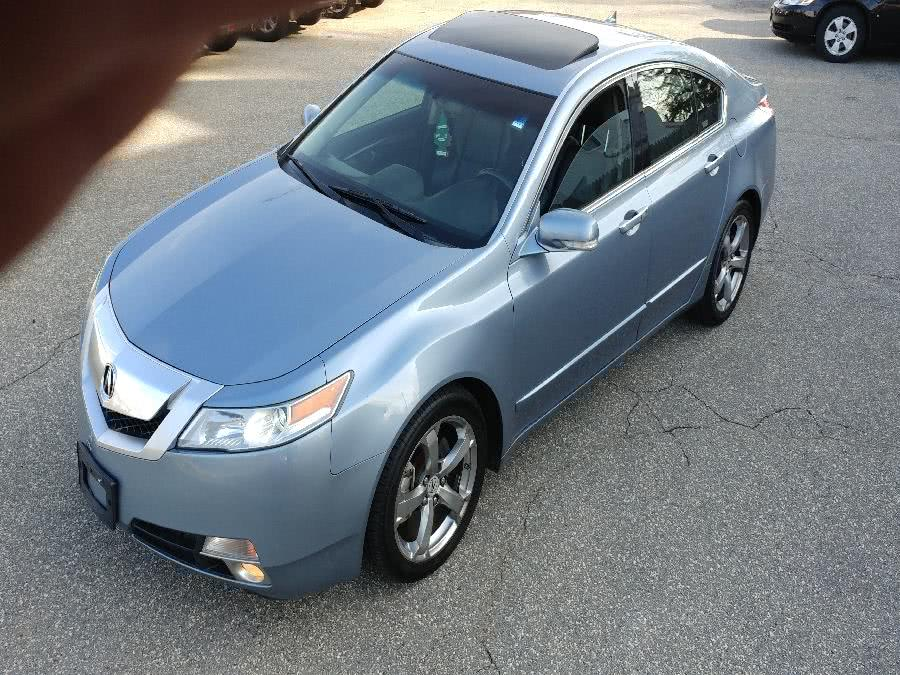 2009 Acura TL 4dr Sdn SH-AWD Tech HPT, available for sale in Chicopee, Massachusetts | Matts Auto Mall LLC. Chicopee, Massachusetts