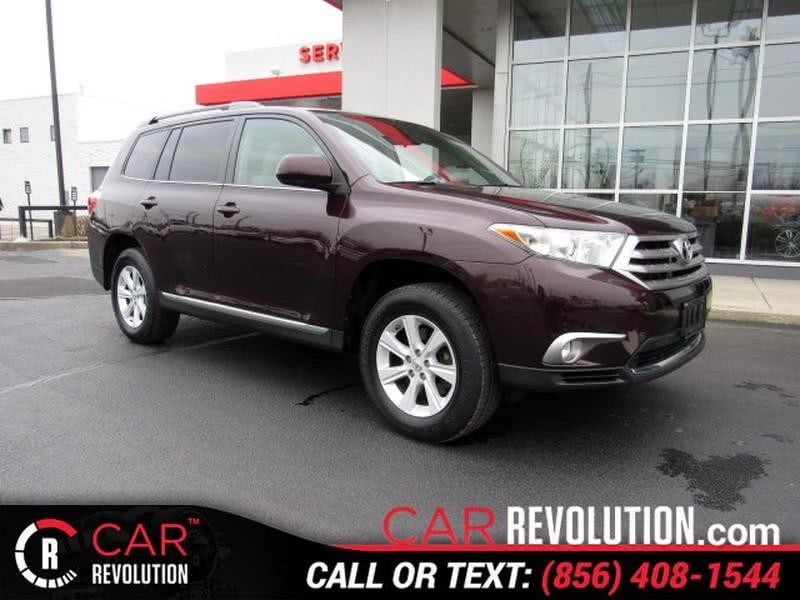 Used 2013 Toyota Highlander in Maple Shade, New Jersey | Car Revolution. Maple Shade, New Jersey