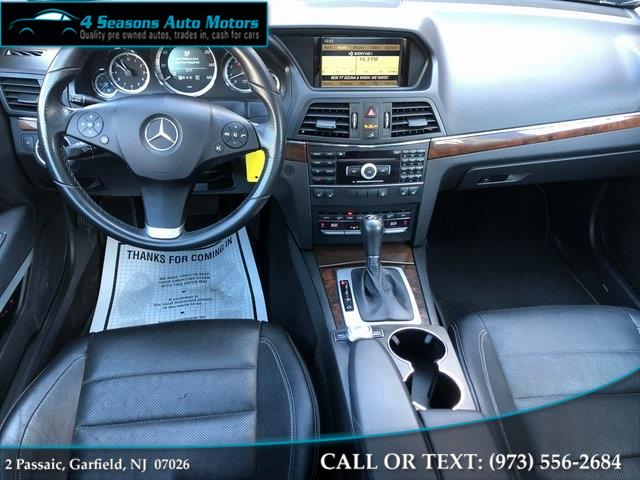 2011 Mercedes-benz E-class E 350, available for sale in Garfield, New Jersey | 4 Seasons Auto Motors. Garfield, New Jersey