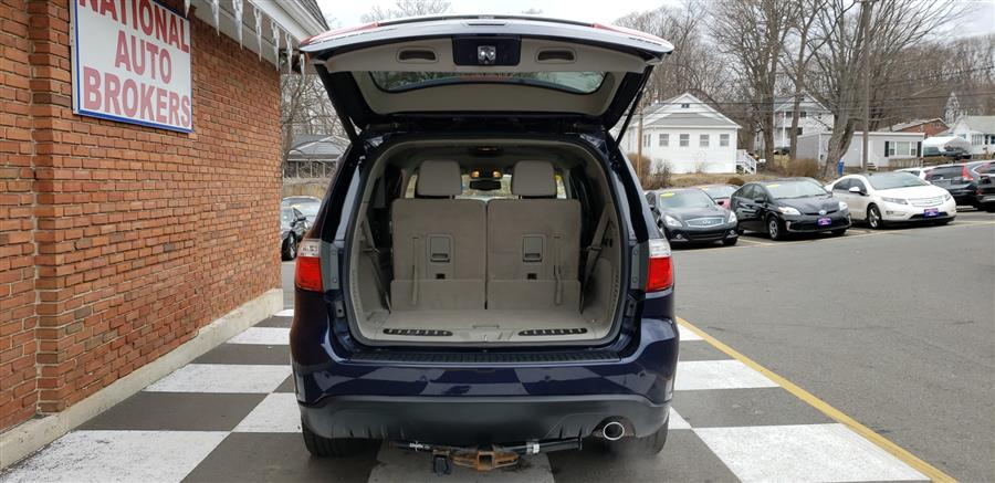 2012 Dodge Durango 2WD 4dr Crew, available for sale in Waterbury, Connecticut | National Auto Brokers, Inc.. Waterbury, Connecticut