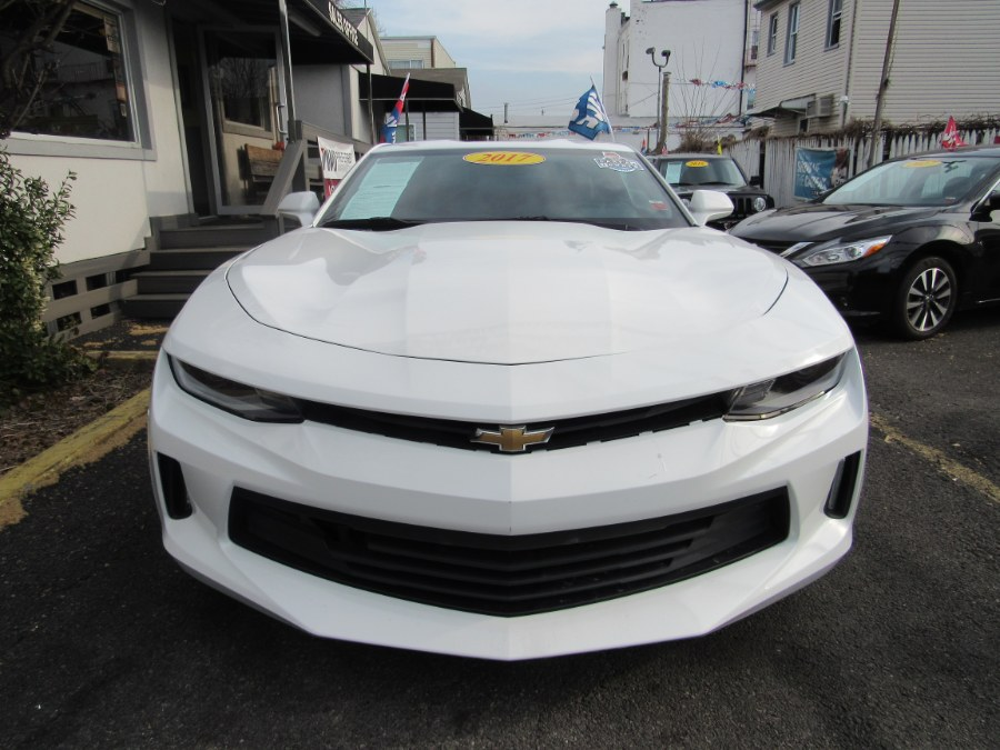 2017 Chevrolet Camaro 2dr Cpe LT w/1LT, available for sale in Middle Village, New York | Road Masters II INC. Middle Village, New York