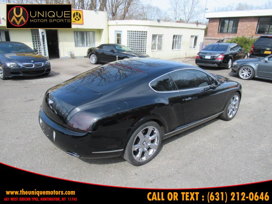 2007 Bentley Continental GT 2dr Cpe, available for sale in Huntington, New York | Unique Motor Sports. Huntington, New York