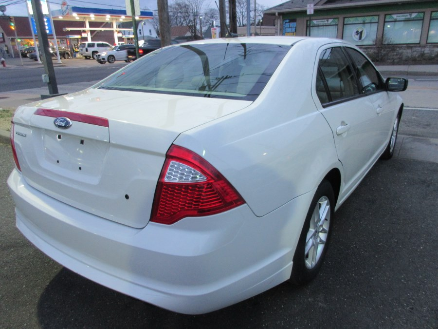 2012 Ford Fusion 4dr Sdn S FWD, available for sale in Lynbrook, New York   ACA Auto Sales. Lynbrook, New York