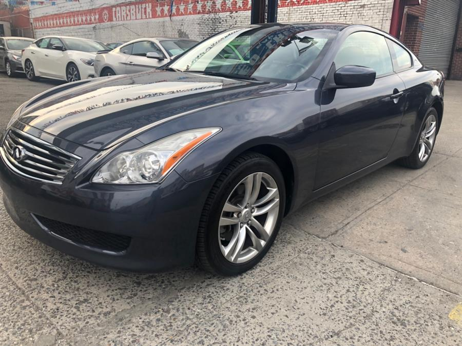 2009 Infiniti G37 Coupe 2dr x AWD, available for sale in Brooklyn, New York | Carsbuck Inc.. Brooklyn, New York